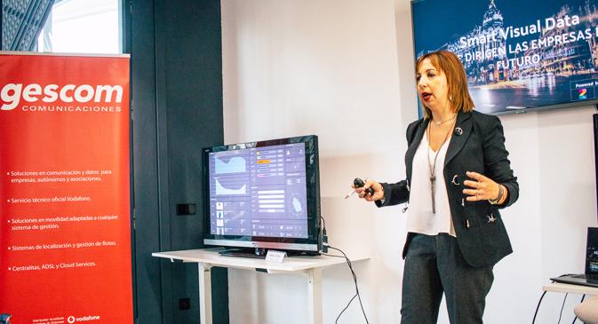 Smart Visual Data, así se gestionan las empresas del futuro