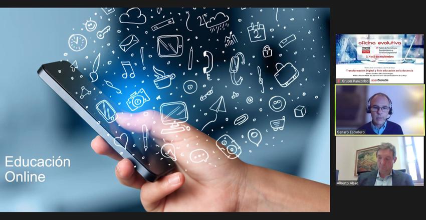 Transformación Digital y Tele-educación en la docencia