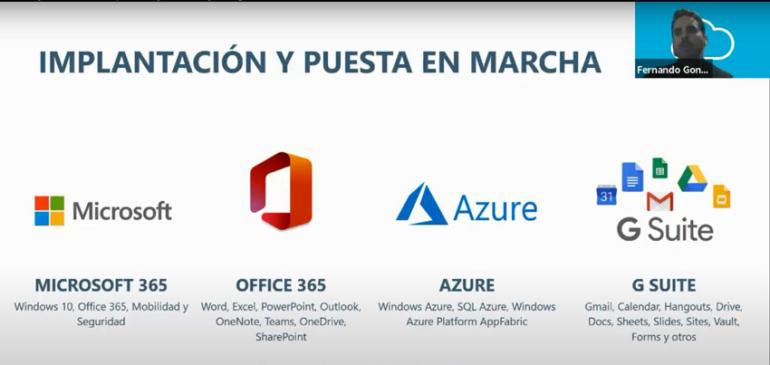 M365 y Azure backup: trabaja online y asegura tus datos en la nube